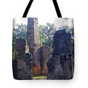 Morning At Bulow Plantation Tote Bag