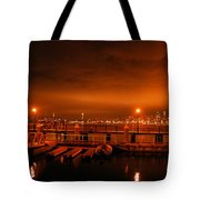 Morning Calm Tote Bag