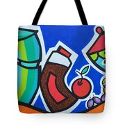 Morning Energy Tote Bag