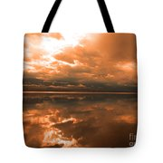 Morning Expressions Tote Bag