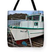 Morning Glory Waiting For Spring Tote Bag