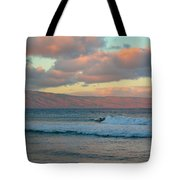 Morning In Maui Tote Bag