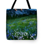 Morning Majesty Tote Bag