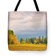 Morning On The Dufort Tote Bag