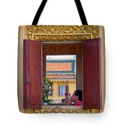 Morning Prayers Tote Bag