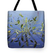 Morning Reflection Tote Bag