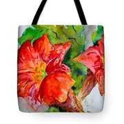 Morning Revelry Tote Bag