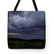 Morning Squall Tote Bag