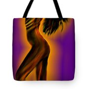 Morning- Stretch Tote Bag
