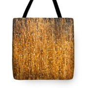 Morning Sunshine On The Marsh Tote Bag