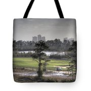 Morning Tee Tote Bag