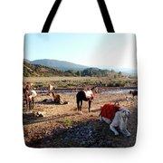 Moroccan Fauna Tote Bag