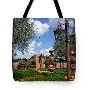 Moroccan Garden I Tote Bag