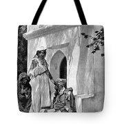 Morocco: Fortune Teller Tote Bag