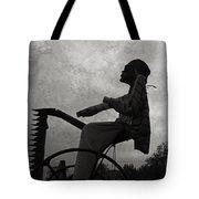 Mortality Road Tote Bag