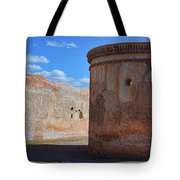 Mortuary Chapel Tote Bag