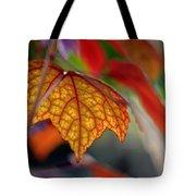 Mosaic Autumn Tote Bag
