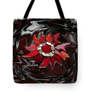 Mosaic Pudding Tote Bag