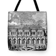 Moscow: Kremlin Palace Tote Bag