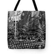 Moscow: Military Parade Tote Bag