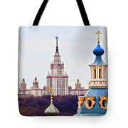 Moscow State Universite  Tote Bag