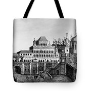 Moscow: Terem Palace Tote Bag