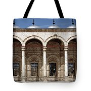 Mosque Of Muhammad Ali In Cairo Tote Bag