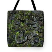 Moss And Stone Tote Bag