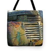 Moss Covered Grill Tote Bag