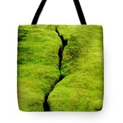 Moss Forest Tote Bag