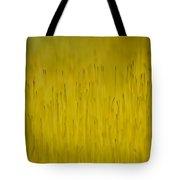 Moss In Yellow II Tote Bag