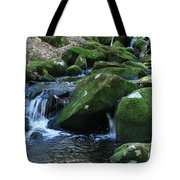 Moss Overflow Tote Bag