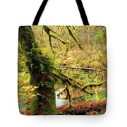 Mossy Bend Tote Bag