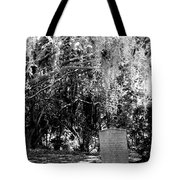 Mossy Rest Tote Bag