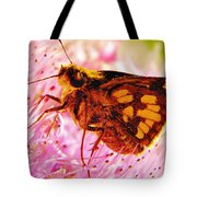 Moth Two Tote Bag