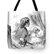 Mother And Child, 1873 Tote Bag