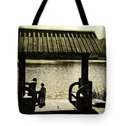 Mother And Child - Special Moment Tote Bag