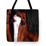 Mother And Son Wild Tote Bag