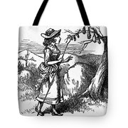 Mother Goose: Bo-peep Tote Bag by Granger