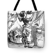 Mother Goose: Maid Tote Bag