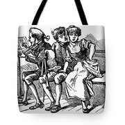 Mother Goose: Piper Tote Bag
