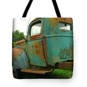 Mother Nature's Paint Job Tote Bag
