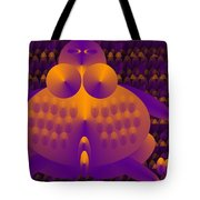 Mother Of Stupidity Tote Bag