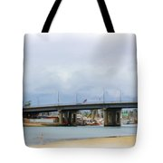 Mothers Beach Tote Bag