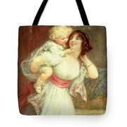 Mothers Darling Tote Bag