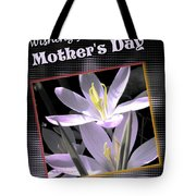 Mothers Day Wish Tote Bag