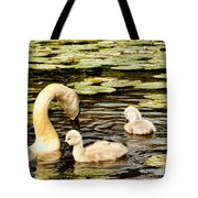 Mothers Love Tote Bag by Isabella F Abbie Shores FRSA