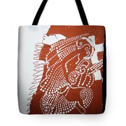Mothers Prayer Tote Bag by Gloria Ssali