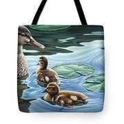 Mother's Watchful Eye Tote Bag
