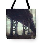 Motion Blur Tote Bag